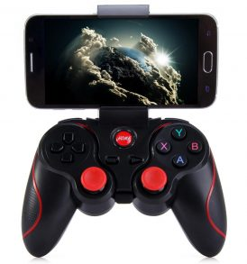 T3 Ασύρματο bluetooth Gamepad για Android τηλέφωνο,TV BOX,Tablet - TH2100 OEM