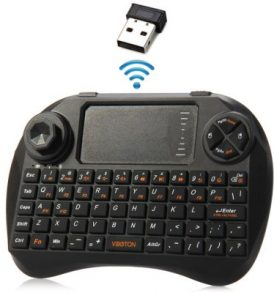 Ασύρματο πληκτρολόγιο Airmouse keyboard remote control Touchpad, P09 VIBOTON