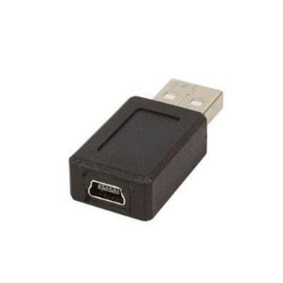 Μετατροπέας αντάπτορας απο Mini USB (female) θηλυκό προς USB αρσενικό (male) - B22 OEM