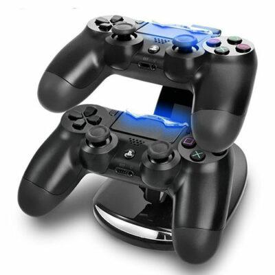 Bάση φορτιστής για Playstation 4 χειριστήρια, Controller Charging Stand - D78 OEM