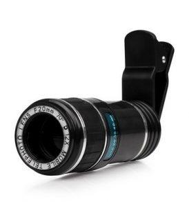 12X ισχυρός οπτικός τηλεφακός ζουμ για όλα τα κινητά τηλέφωνα - HZ3201 OEM