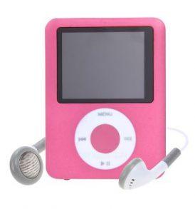 8GB Ψηφιακό MP3, MP4 Player,Ebook ραδιόφωνο, φωτογραφίες, βίντεο, Slim1.8GS  OEM