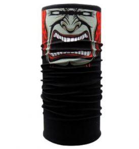 Μπαλακλάβα unisex, μάσκα λαιμού με φιγούρα Angry Yelling Redneck  - AYR3553 OEM