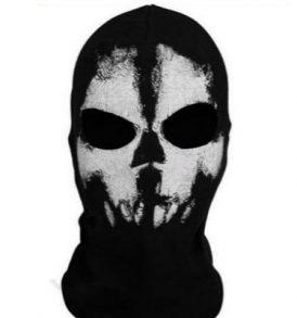 Μπαλακλάβα full face unisex, με φιγούρα Tactical Nocturnal Ghost  - FTNG04 OEM