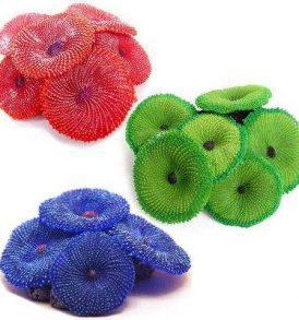 Ρεαλιστικό κοράλλι σιλικόνης για διακόσμηση ενυδρείου Aquarium coral plant - ACPM3