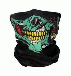 Μπαλακλάβα, μάσκα λαιμού,κρανίο σκελετός Colorfull Skeleton Ghost Skull Face - COS13 OEM