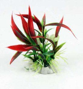 Διακοσμητικό φυτό ενυδρείου Bamboo Leaf Aquaruim plant plastic - Karlie HG1366