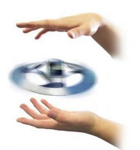 UFO περιστρεφόμενος ιπτάμενος δίσκος Magic Floating Flying Saucer - MFS201 OEM
