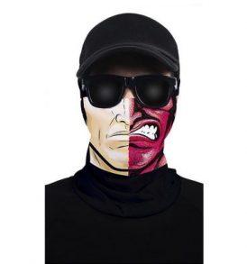 Μπαλακλάβα μάσκα λαιμού με κόμικ φιγούρα χαρακτήρα απο ταινία - TF041 OEM