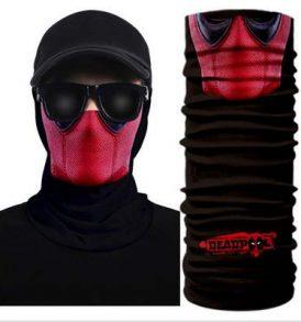 Μπαλακλάβα unisex μάσκα λαιμού με κόμικ φιγούρα από ταινία και βιβλία - DP001R OEM