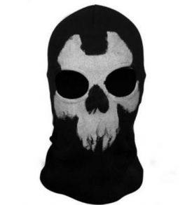 Μπαλακλάβα full face unisex, με φιγούρα Tactical Nightmare Ghost  - FTNG07 OEM