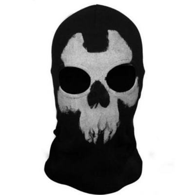 Μπαλακλάβα full face unisex, με φιγούρα Tactical Nightmare Ghost  - FTNG07 OEM