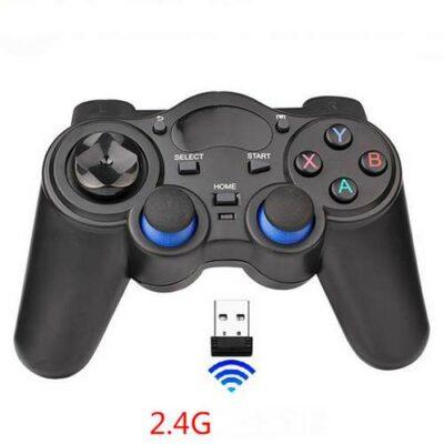 2.4G Ασύρματο USB Gamepad για Android Windows TV BOX - SHIRLIN TGZ850M
