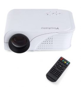 LED 3D Projector  Βιντεοπροβολέας 1800 Lumens με πολλαπλές πηγές - S320 YOUKATU