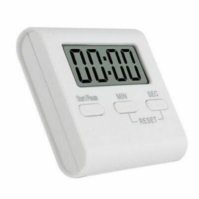 Ψηφιακό χρονόμετρο με ήχο ειδοποίησης, χρονομετρητής,αντίστροφη μέτρηση - TO1A ΟΕΜ