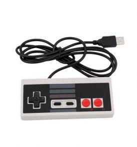 USB Χειριστήριο Gamepad Joystick για παιχνιδομηχανή Nintendo mini NES - NTD01  OEM
