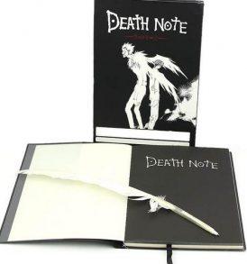 DEATH NOTE το τετράδιο από την ομώνυμη ταινία, anime και κόμικ - DΝ9087 OEM