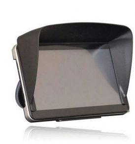 Αντιανακλαστικό και αντηλιακό σκίαστρο για GPS αυτοκινήτου οθόνης 5'' - S413G OEM