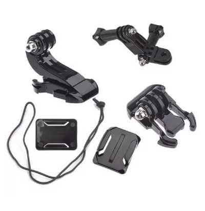 Camera mounts accessories / Συλλογή απο universal αξεσουάρ για Action Camera - ZFY OEM