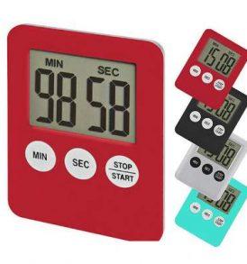 Timer ψηφιακό χρονόμετρο με μαγνήτη,χρονοδιακόπτη, ηχο και αντιστροφη μέτρηση - DKC3 OEM