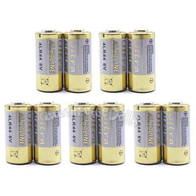 Μπαταρία αλκαλική 6V 4AG13 / 4LR44 κατάλληλη για ηλεκτρικό κολάρο κλπ συσκευές