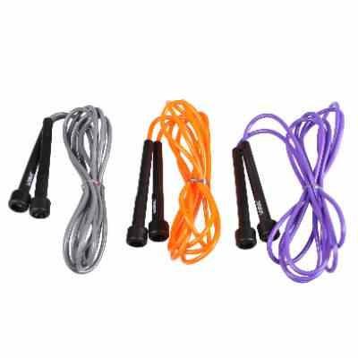 Αθλητικό PVC σχοινάκι ταχύτητας γυμναστικής και προπόνησης 275cm - LIVEUP LS3118