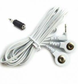 Καλώδιο ηλεκτροδίων για συσκευή μασάζ και παθητικής γυμναστικής - WP2535 OEM