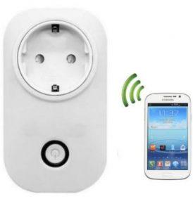 WIFI Socket.Πριζα για απομακρυσμένο έλεγχο ηλεκτρικών συσκευών - S20 SONOFF