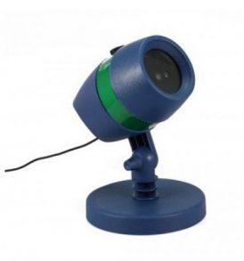 Laser αδιάβροχο φωτορυθμικό με κινούμενα σχήματα και πολλά μοτίβα - LASLIGHT20 OEM