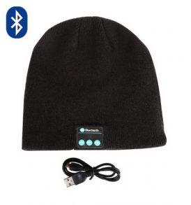 Σκούφος Classic με σύνδεση bluetooth και ενσωματωμένα ακουστικά  HAT-003 OEM