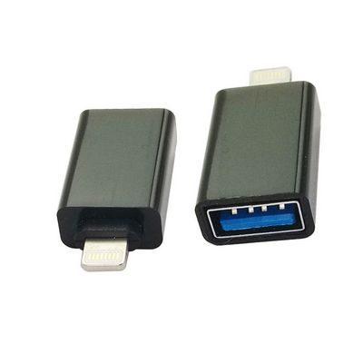 Αντάπτορας για Apple Iphone από Lightning 8 Pin αρσενικό σε USB   θηλυκό - L831 OEM