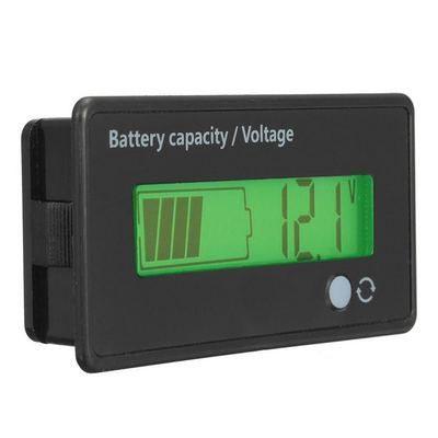 Tester μπαταρίας, μέτρηση ποσοστού χωρητικότητας και ένδειξη σε Volt  - OH322 OEM