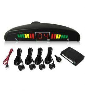 Σύστημα παρκαρίσματος με οθόνη σετ 4 αισθητήρων Parking Sensor -  G6001 ΟΕΜ