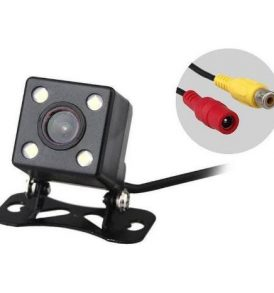 Αδιάβροχη ευρυγώνια κάμερα αυτοκινήτου οπισθοπορείας & βραδυνής λήψης - KOR HD CCD4