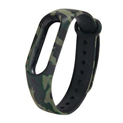 Λουρί για Xiaomi Miband 2 στρατιωτική παραλλαγή  / Smart Wrist Watch Strap - MILIT10 OEM