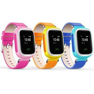 Έξυπνο παιδικό ρολόι εντοπισμού με GPS και activity tracker με πλήκτρο SOS - Q60 OEM