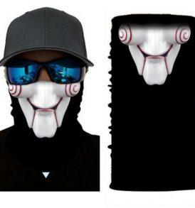 Μπαλακλάβα unisex, μάσκα λαιμού με 3D σχέδιο φιγούρα από ταινία τρόμου - SHOWW01 OEM