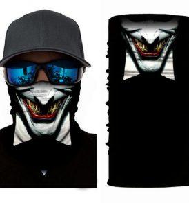 Μπαλακλάβα unisex, μάσκα λαιμού με 3D σχέδιο φιγούρα από κόμικ - JOCK012 OEM