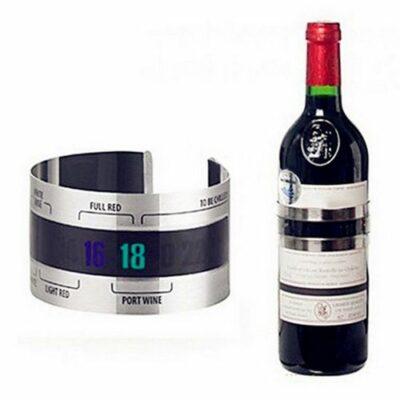 Θερμόμετρο μέτρησης θερμοκρασίας μπουκαλιών κρασιού κ.α. ποτών - BOTTH25 OEM