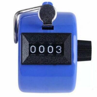 Κλίκερ μετρητής χειρός για μέτρηση αντικείμενων, ατόμων, ψήφων, παραγωγή - HTC101 OEM