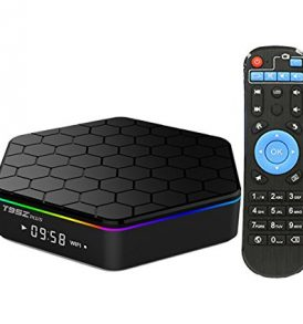 TV Box Android, οκταπύρινο 64Bit με 16GB χώρο RΟM DDR3, 2GB και 4K ανάλυση - T95ZPLUS