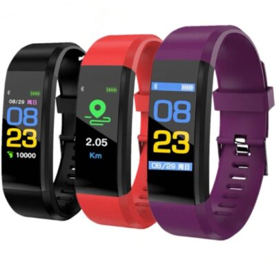 Bluetooth Activity tracker για σπορ και δραστηριότητες ,φυσική κατάσταση -115Plus OEM