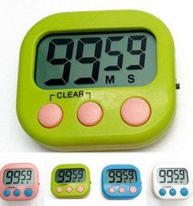 Μεγάλο ψηφιακό χρονόμετρο, μεγάλη οθόνη, μαγνήτη, ήχο, βάση, countoun - ΒΤ5 OEM