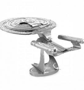 3D συναρμολογούμενο μοντέλο από ανοξείδωτο ατσάλι Assembly Starship- AA3D OEM