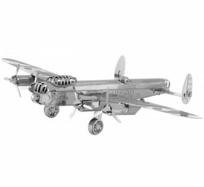 3D συναρμολογούμενο μοντέλο από ανοξείδωτο ατσάλι Bomber Fighter - BF3D OEM