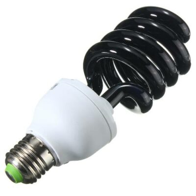 40watt λάμπα Black Light CFL UV φωτισμού βιδωτή για απλό ντουί Ε27- RYCL40 OEM
