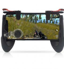 Portable Gamepad Controller για Κινητό Τηλέφωνο με Fire και Aim Buttons / Joystick  JL01 - OEM