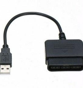 Αντάπτορας μετατροπέας χειριστηρίου απο PS2 σε  PS3 USB  και PC - PS3PC OEM