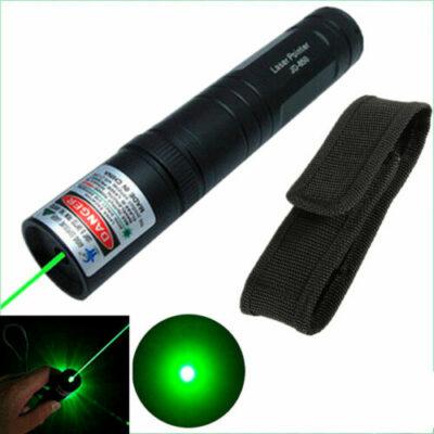 Ισχυρός στρατιωτικός-επαγγελματικός  Laser φακός 650nm 5mw  πράσινη ακτίνα - JD850 OEM