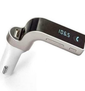 CAR MP3 Player transmiter USB ασύρματο phone HANDS FREE bluetooth και card reader - Q22 OEM